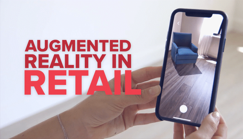 How AR Can Transform The Retail Business